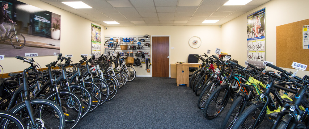 Top Gear Ltd Penryn showroom
