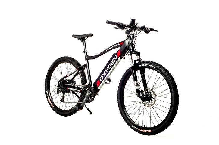 S Cross Mtb Electric Mountain Bike From Oxygen